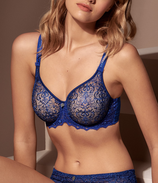 Empreinte Cassiopee Capsule Collection in New Caribbean Blue