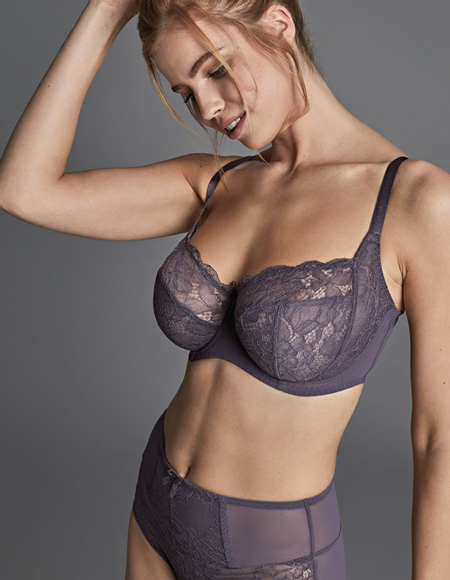 New from Panache ~ Imogen in Kitten Gray AW20