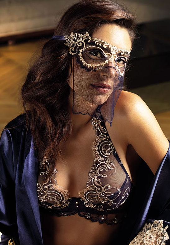 Lise Charmel Subline a Deux Collectiob as featured on Lingerie Briefs