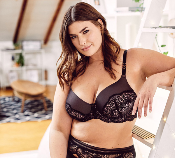 Femme Fatale Fashion Pure Plus from Montelle Intimates featured on Lingerie Briefs
