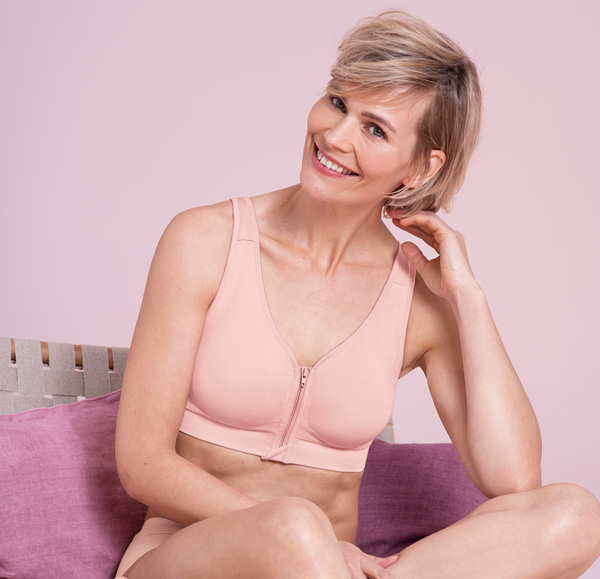 The Anita Care Lynn Pocketed Mastectomy Bra now in Lotus featured on Lingerie Briefs