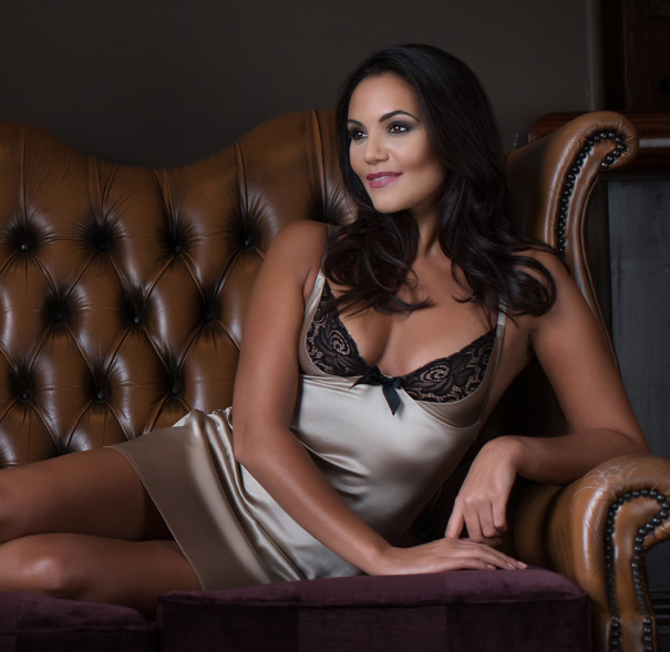 Emma Harris Holiday Gift ideas - Signature collection featured on Lingerie Briefs