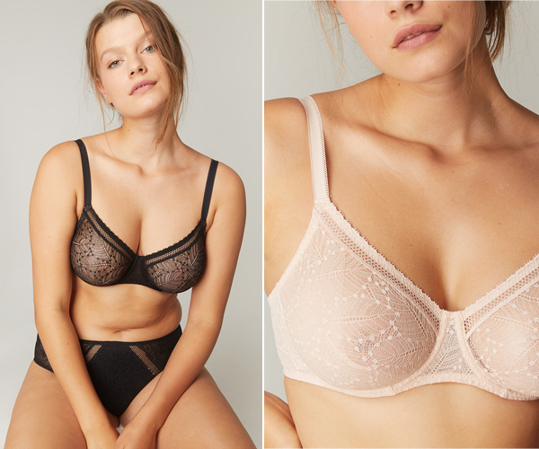 Simone Perele New Comete Full Cup featured on Lingerie Briefs