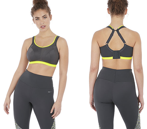 Freya Dynamic wirefree sports bra as featured on Lingerie Briefs