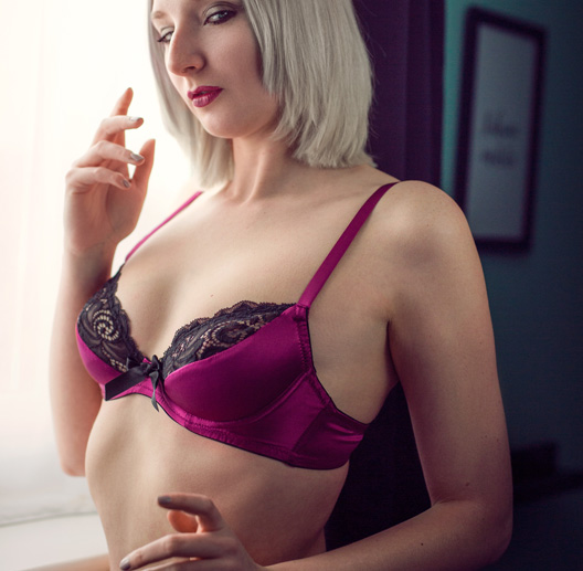 Emma Harris Previews AW21 Signature Collection in new Cranberry Shade