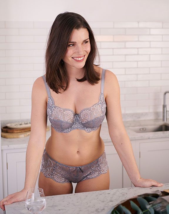 Panache Andorra Full cup underwire bra as featured on Lingerie Briefs