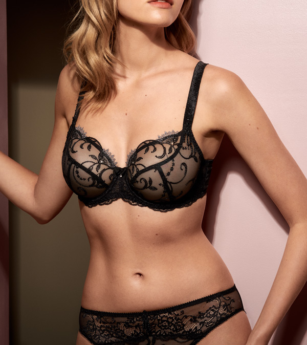 Empreinte Launches Glamorous Ginger Collection SS21 - Lingerie Briefs