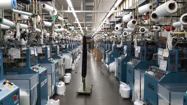 Machinery for LECHERY hosiery