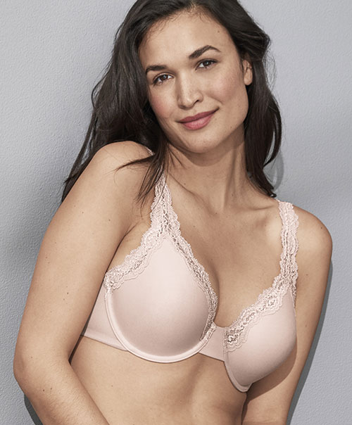 The New Softly Styled Comfort Bra From Wacoal