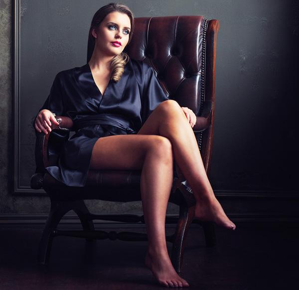 Emma Harris Luxury Lingerie Atelier Celebrates 10 Year Anniversary - featured on Lingerie Briefs