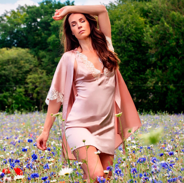 UK Emma Harris Luxury Lingerie Celebrates 10 Years - featured on Lingerie Briefs