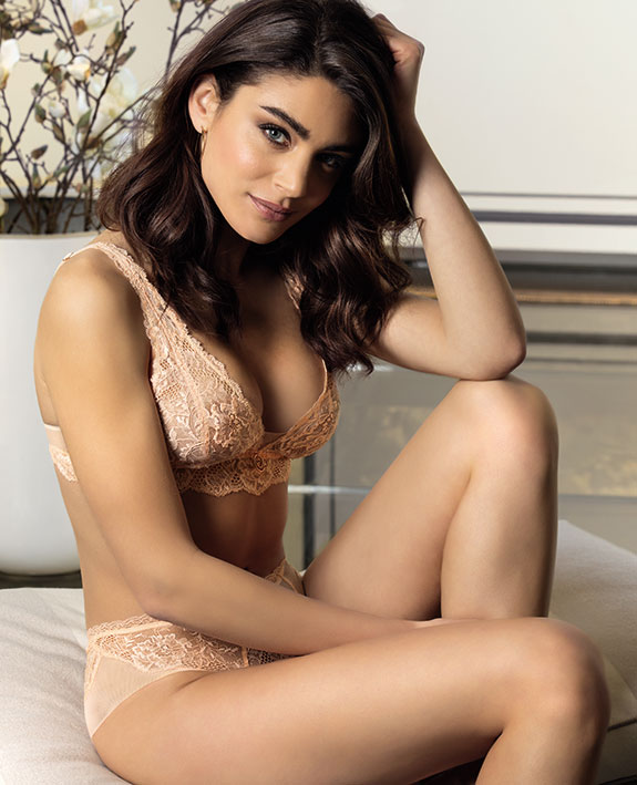 Lise Charmel Caprice En Dentelle Collection as seen on Lingerie Briefs