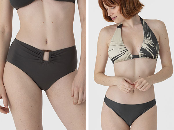 Maison Lejaby Spring/Summer 2021 Swim Collection as Featured on Lingerie Briefs