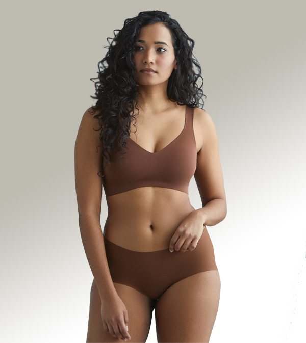 Commando Butter Soft Support non-wire bra as featured on Lingerie Briefs