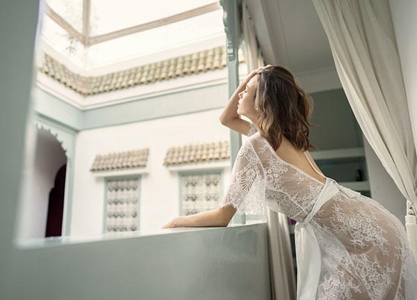 Girl With a Serious Dream as Featured on Lingerie Briefs