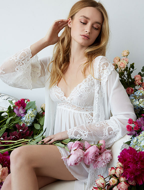 In Bloom Intimates Bridal Lingerie as featured on Lingerie Briefs