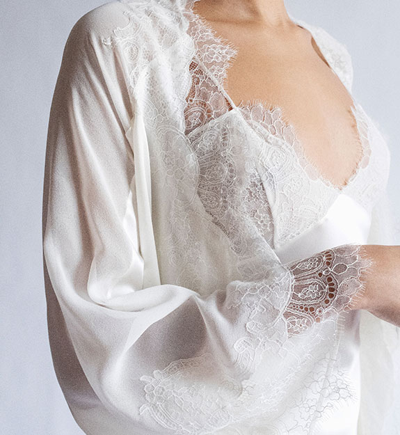 Layneau bridal Lingerie as featured on Lingerie Briefs