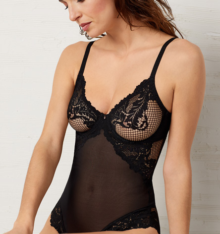 Le Mystere's Showstopping Lace Allure Bodysuit