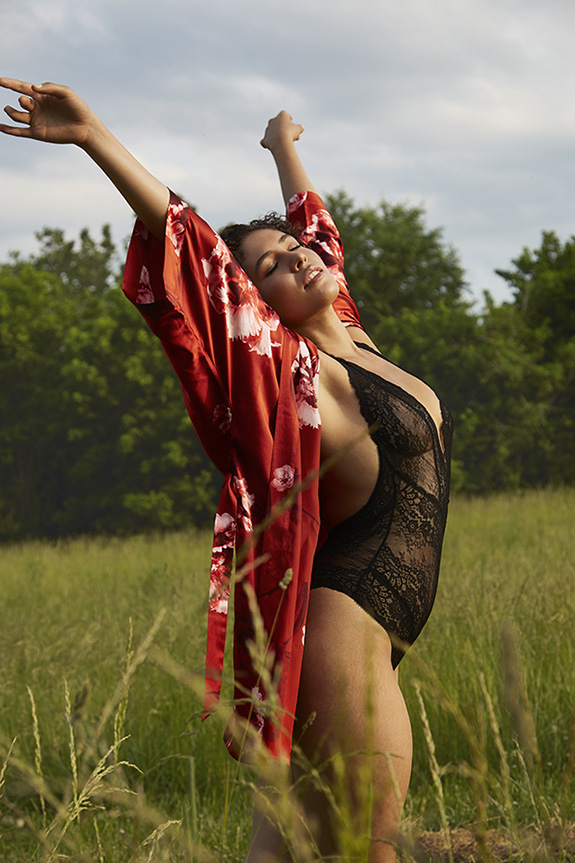 Samantha Chang Lingerie as photographed by Stephanie Hynes for Lingerie Briefs