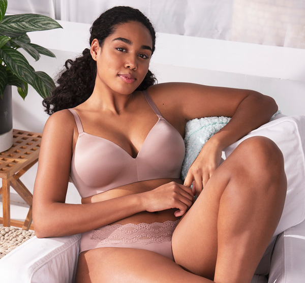 b.tempt'd Future Foundation Wire-Free T-Shirt Bra - featured on Lingerie Briefs