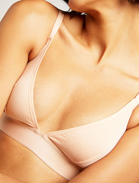 Negative Underwear Whipped bralette as featured on Lingerie Briefs