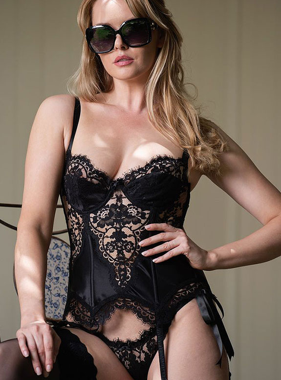 Jane Woolrich Couture Lingerie as featured on Lingerie Briefs