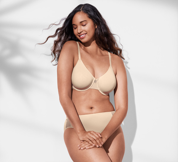 Wacoal Keep Your Cool Underwire Bra featured on Lingerie Briefs