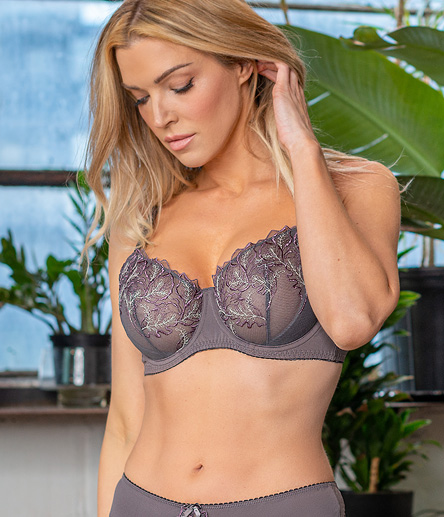 Fit Fully Yours Welcomes New Bridget Collection Plus Elise in Navy
