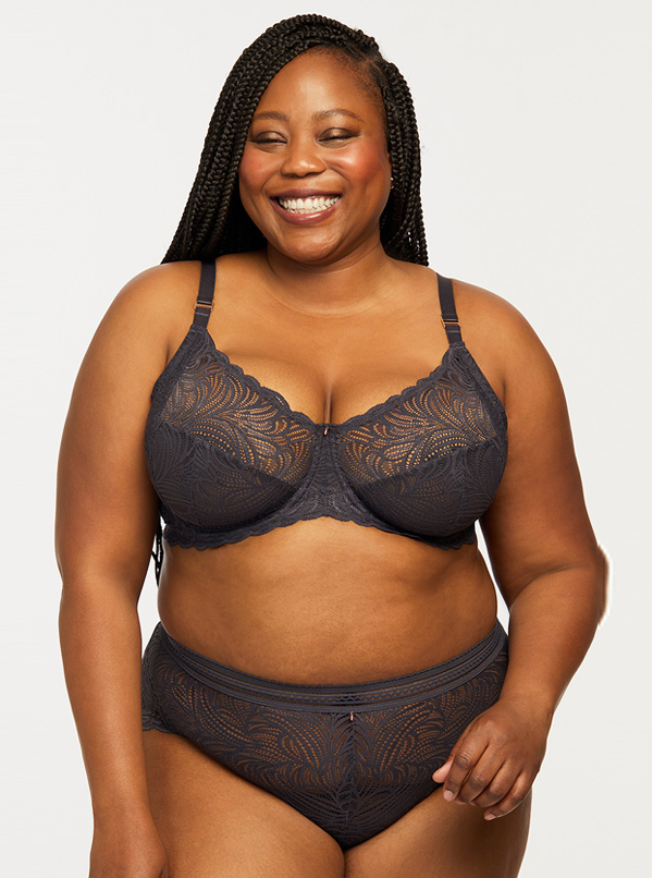 Montelle Intimates' London Fog Fashion Muse Bra AW21 featured on Lingerie Briefs