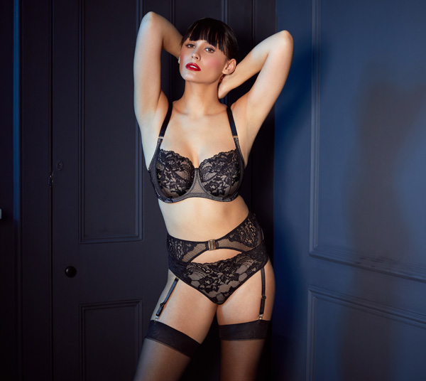 Katherine Hamilton AW21 collections at lower price point featured on Lingerie Briefs