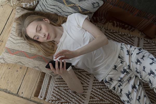 Aspen Dream Co Soft cozy Pajamas as featured on Lingerie Briefs
