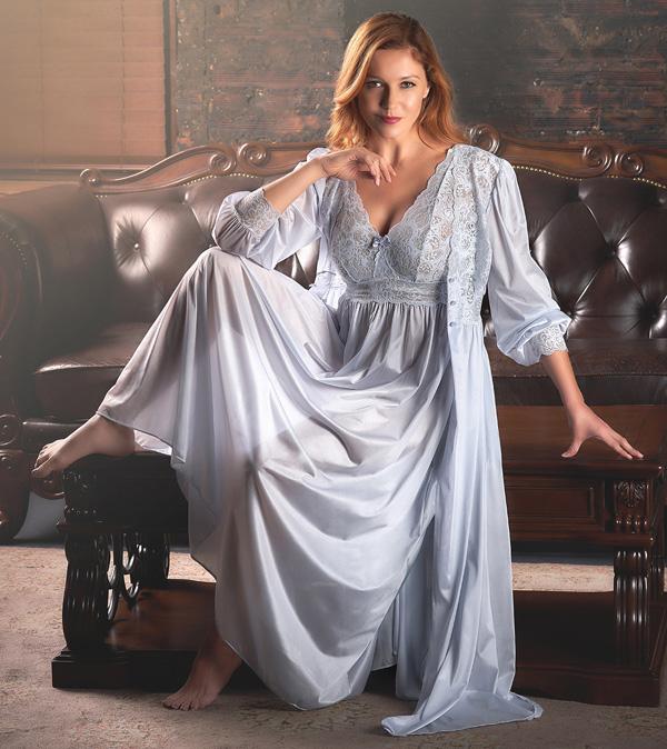 Dream Sweeter in Romantic Sleepwear from Shadowline