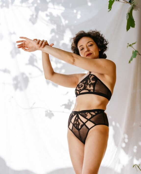 Toru & Naoko Intimates as featured on Lingerie Briefs