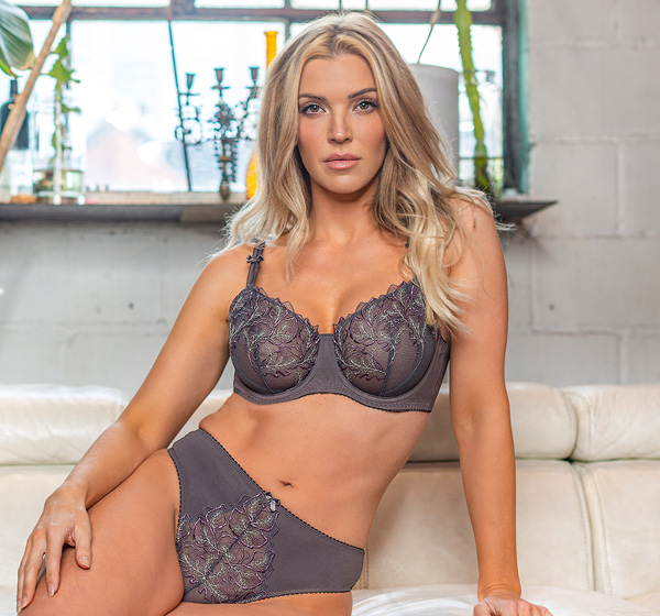 Fit Fully Yours new Bridget Collection joins the Fit Fully Yours extensive lineup - featured on Lingerie Briefs