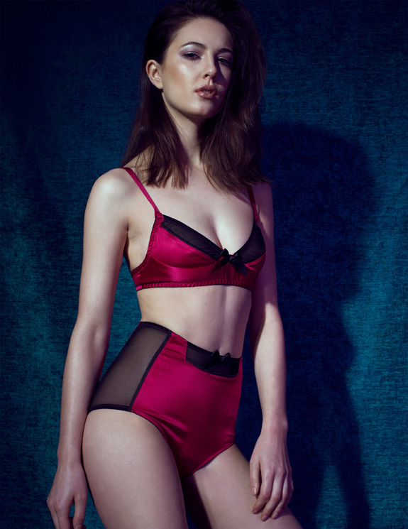 Luxurious Casino Collection by Emma Harris featured on Lingerie Briefs
