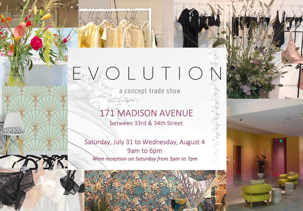 Evolution Concepts Show as featured on Lingerie Briefs