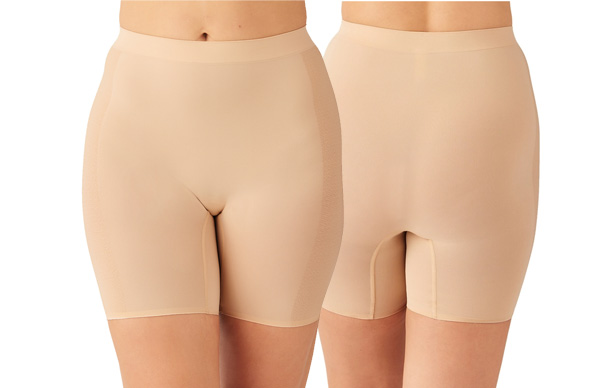 Wacoal Keep Your Cool Thigh Shaper featured on Lingerie Briefs