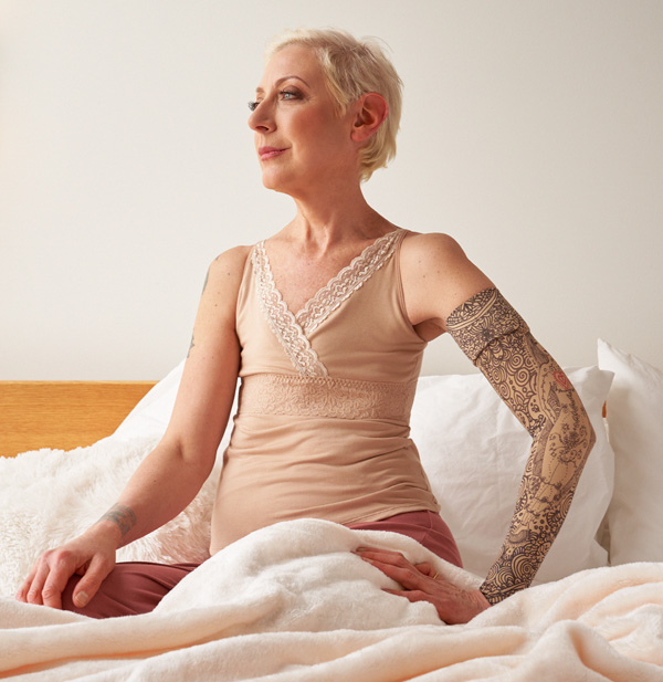ANAONO mastectomy lingerie as featured on Lingerie Briefs
