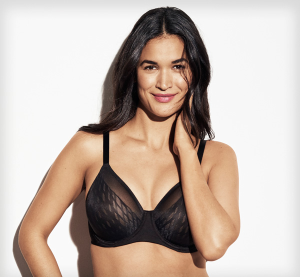 Wacoal Elevated Allure Underwire Bra featured on Lingerie Briefs