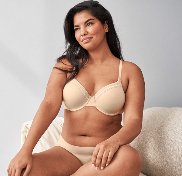 Wacoal Perfect Primer Bra featured on Lingerie Briefs