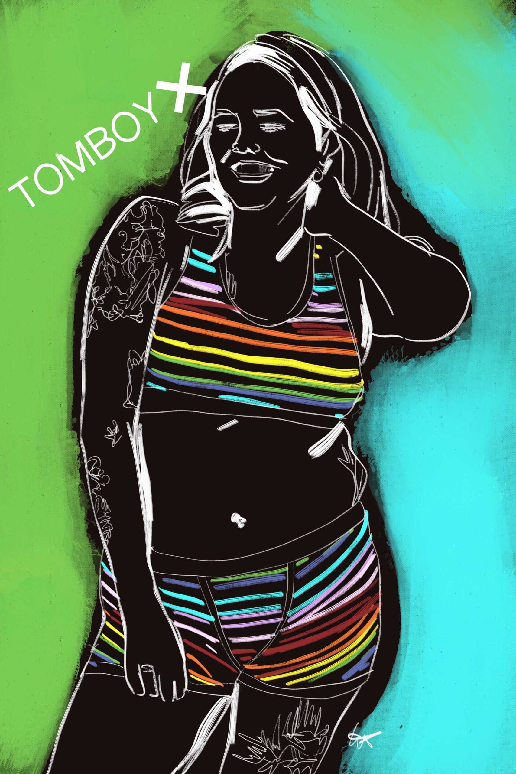 Gender Free Lingerie from Tomboy X as Featured on Lingerie Briefs