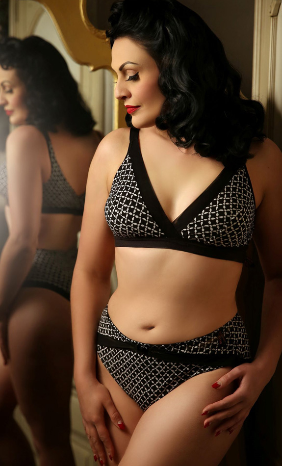 BraXiere a French lingerie brand - featured on Lingerie Briefs