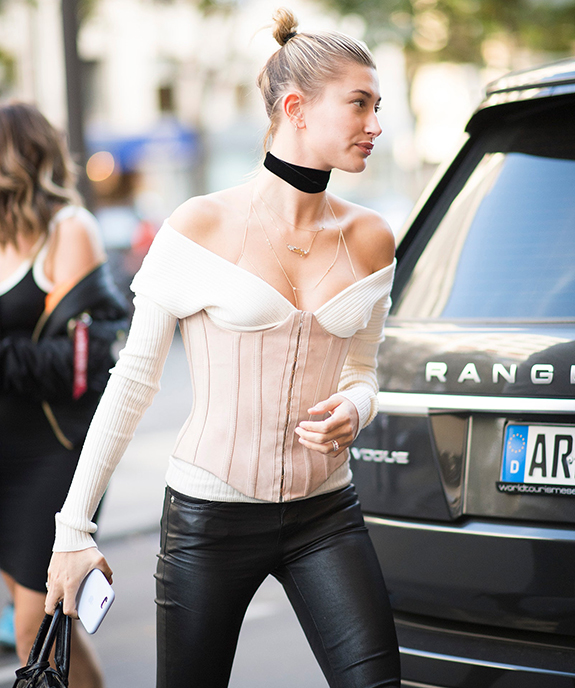 2021 Corset Fashion trend as featured on Lingerie Briefs