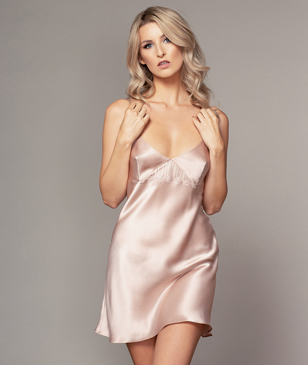 Emma Harris Anais Collection SS22 Slip as featured on Lingerie Briefs