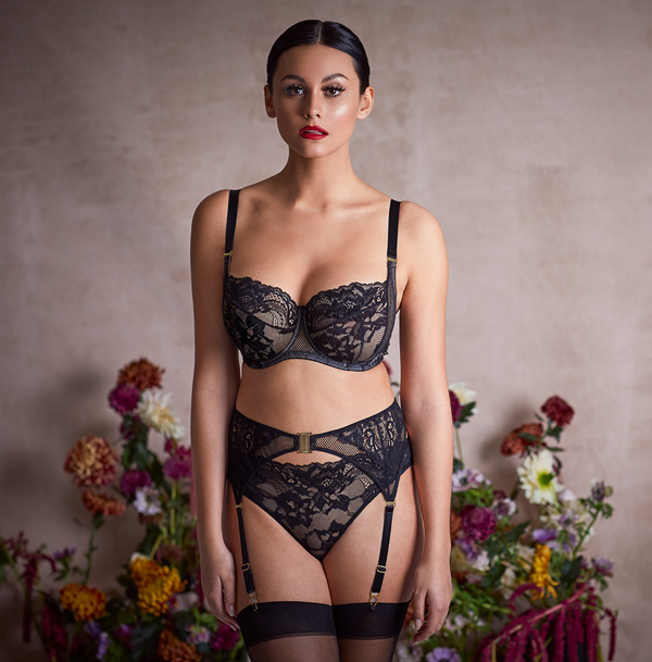 Katherine Hamilton AW21 Collection Preview ~ Simone featured on Lingerie Briefs