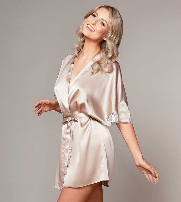 Emma Harris Melody Collection SS22 Robe as featured on Lingerie Briefs