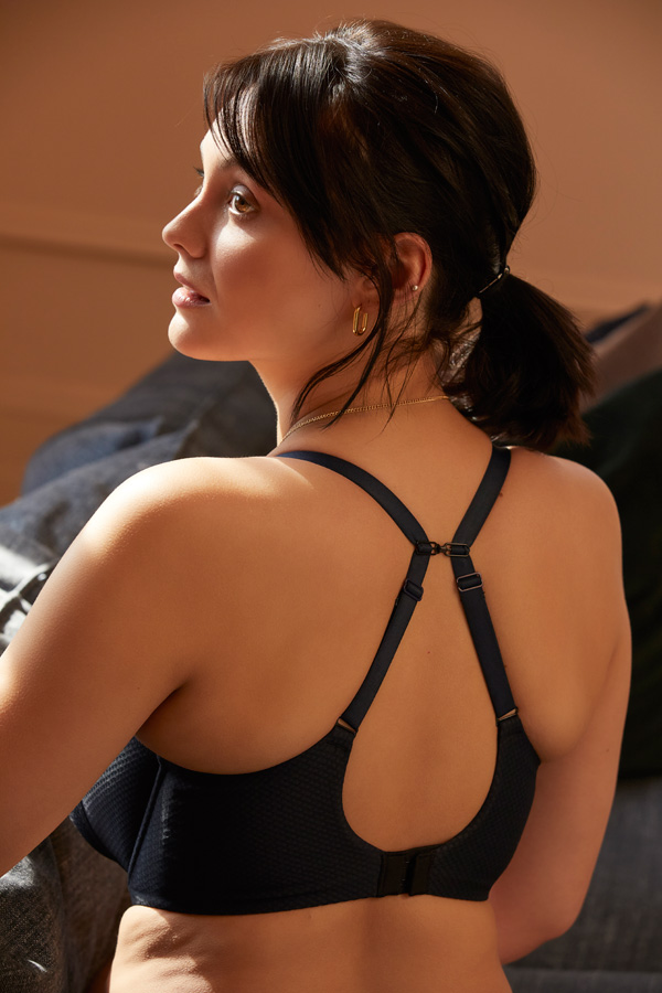 Panache Serene collection AW21 w/racerback featured on Lingerie Briefs
