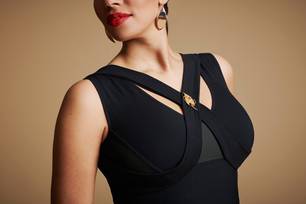 Embrago - Bra-Free Wardrobe For Women With Full Busts - featured on Lingerie Briefs