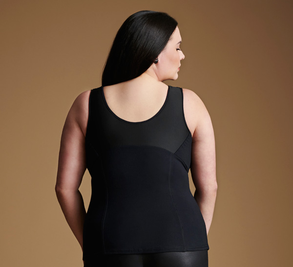 Embrago - Bra-Free Clothing For Women With Full Busts - featured on Lingerie Briefs