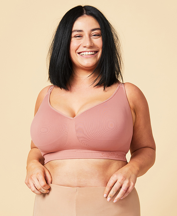 Sugar Candy bralettes for Curvy Girls as featured on Lingerie Briefs